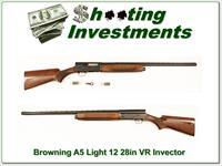 Browning A5 Light 12 28in VR Invector!