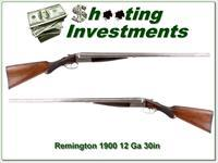 Remington 1900 KED 12 Ga 30in Exc Cond!