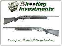 Remington 1100 Youth 20 Gauge near new