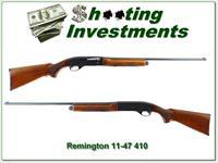 Remington 11-48 1962 made 410 26in IC Collector!