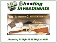 Browning A5 Light 12 68 Belgium ANIB!