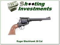 Ruger Blackhawk 7.5in in 30 caliber