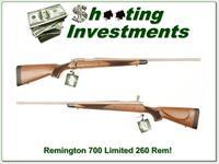 Remington Model 700 CDL SF Limited Edition 260 Remington