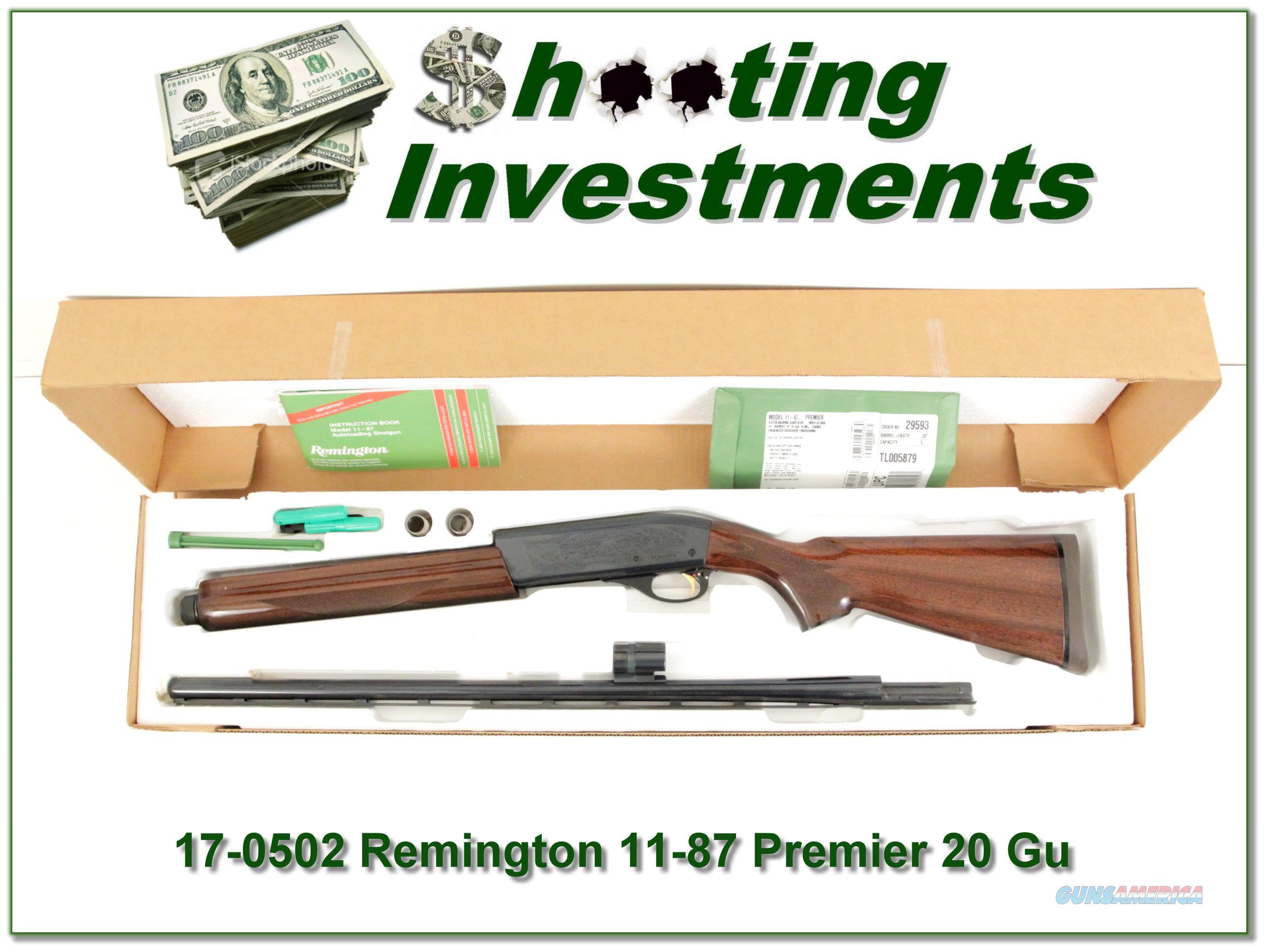 Remington trigger plate pin rear 870 1100 11-87 12 16 ga mpn: f20606.