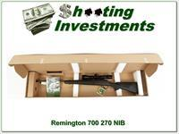 Remington 700 ADL Synthetic with scope NIB