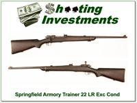 Springfield Trainer 1903 Springfield Armory 22 LR