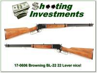 Browning BL-22 1970 early gun!