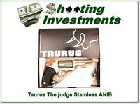 Taurus The Judge stainless ANIB