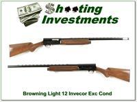 Browning A5 Light 12 28in Invector Plus looks unfired