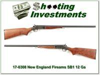 New England Firearms Partner SB1 12 Ga 3in 28in Mod