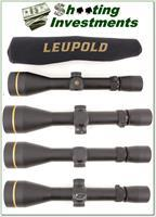 New Condition Leupold VX-3i 4.5-14x50mm 30mm AO