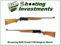 Browning BAR 68 Belgium Grade II 300 Win Mag