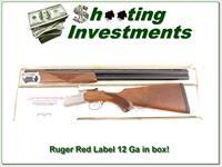 Ruger Red Label 12 Ga 28in choke tubes ANIB!