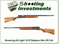 Browning A5 Light 12 67 Belgium nice wood VR!