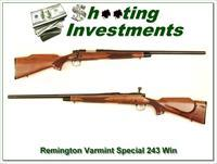 Remington 700 BDL Varmint Special 243 Win