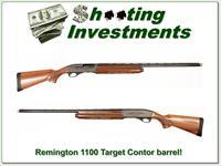 Remington 1100 12 Gauge with 28in Target Contour barrel