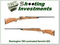 Remington 700 Varmint Special 22-250 Rem Laminated