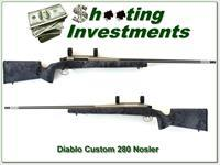 Diablo Custom Rifles 28 Nosler as new!