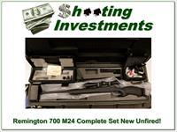 Remington M24 SWS 308 7.62 complete kit new unfired!