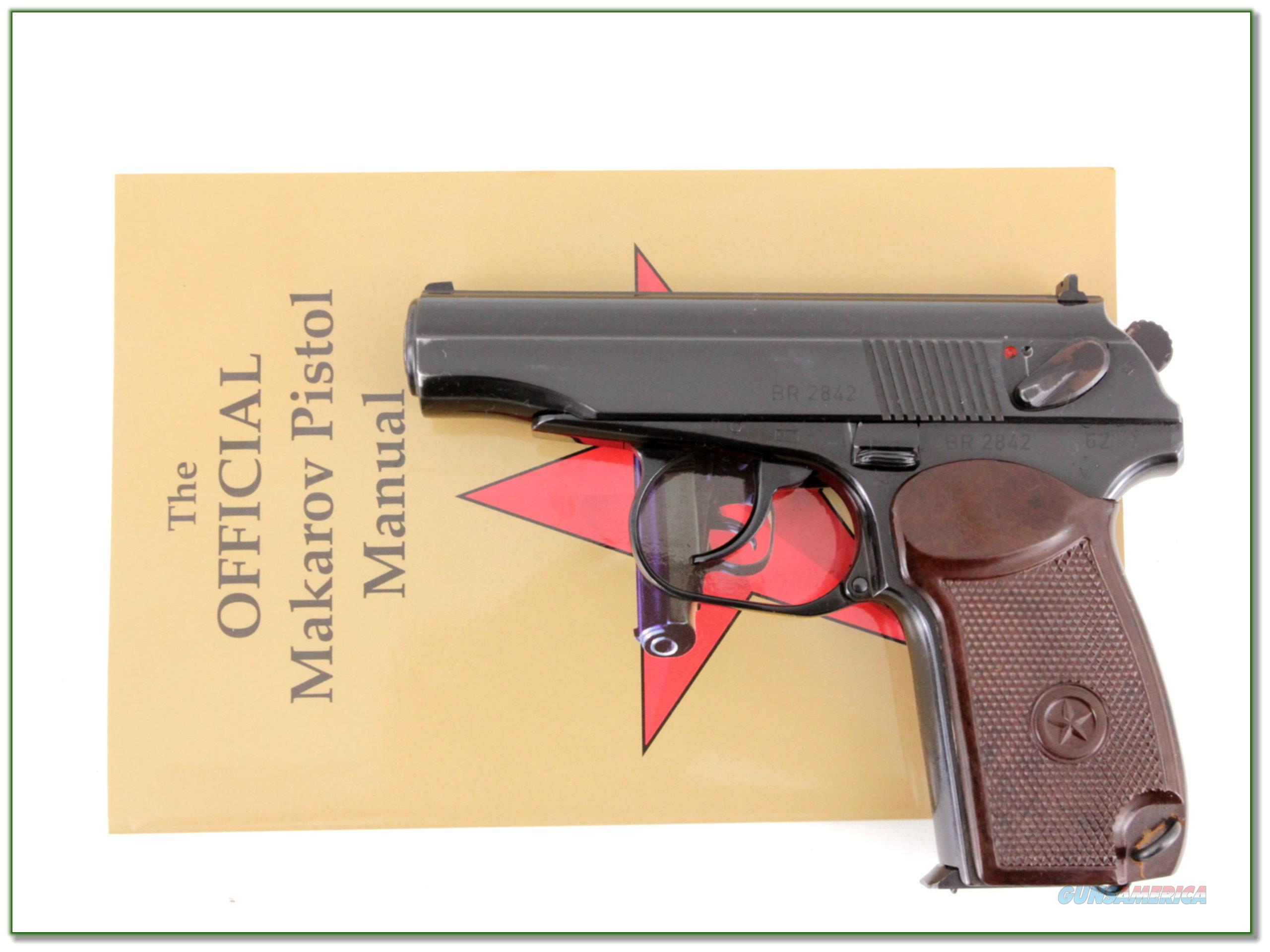 Magnum Insurance Near Me >> Makarov German made in 9mm Makarov 3 Mags, coll... for sale