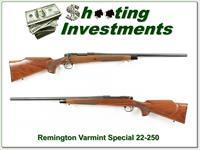 Remington 700 Varmint Special 22-250