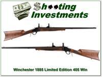Winchester 1885 Limited Edition 405 Win