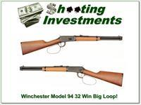 Winchester Model 94 32 Special Large Loop New Haven gun!