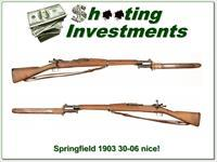 Model 1903 Springfield 30-60 with Bayonet