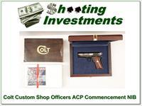 Colt 1911 Officers ACP Commencement Issue .45 ACP Series 80 Pistol NEW