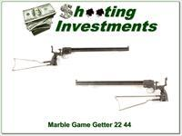 Marble Game Getter 22 44 with holster and factory kit