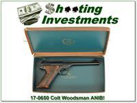 Colt Woodsman 1949 Collector Condition in box!