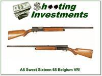 Browning A5 Sweet Sixteen 65 Belgium 28in VR Mod!
