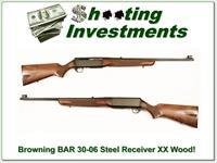 Browning BAR 30-06 XX Wood!