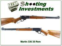 Marlin 336 35 Remington 1973 JM marked pre-safety!