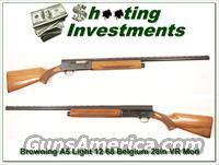 Browning A5 Light 12 68 Belgium 28in Mod VR