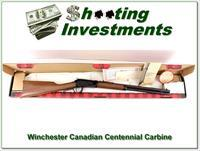 Winchester Model 94 Canadian Centennial consecutive gun set