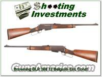 Browning BLR '72 Belgium made 308 Exc Cond!
