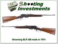 Browning BLR 308 Winchester made in 1974