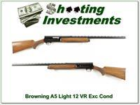 Browning A5 Light 12 69 Belgium as new!