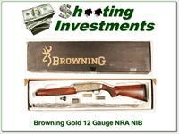 Browning Gold 12 Gauge NRA High Grade Belgium made!