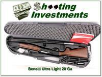 Beretta Ultra Light 20 Ga NIC!