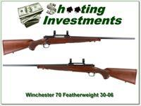 Winchester 70 XTR Featherweight New Haven 30-06