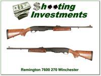 Remington 7600 270 pump!