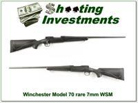Winchester Model 70 7mm WSM made in New Haven