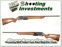 Browning BAR Mark II Safari 7mm Rem Mag near new!
