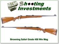 Browning Safari Grade 458 Win Mag Long Extractor!