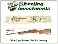 Sako Super Deluxe Golden Anniversary unfired!
