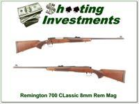 Remington 700 Classic 8mm Rem Mag NEAR NEW!