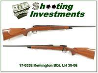 Remington BDL 700 LH Left Handed 30-06