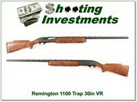 Remington 1100 Trap 30in Full XX Wood!